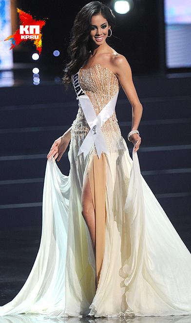 Мисс Парагвай - Гваделупе Гонсалес Талавейра
