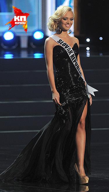 Мисс Словакия - Жанетта Борхова