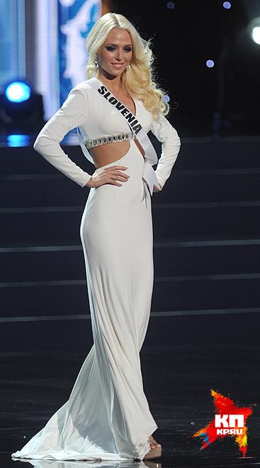 Мисс Словения - Нина Дурджевич