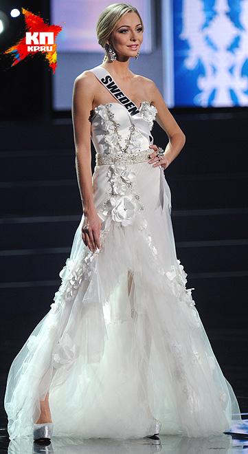 Мисс Швеция - Александра Фриберг