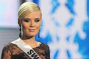 Мисс Швейцария - Доминик Риндеркнехт