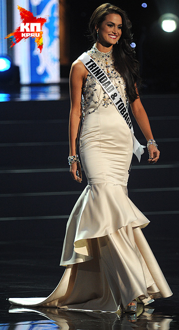 Мисс Тринидад и Тобаго - Кэтрин Миллер