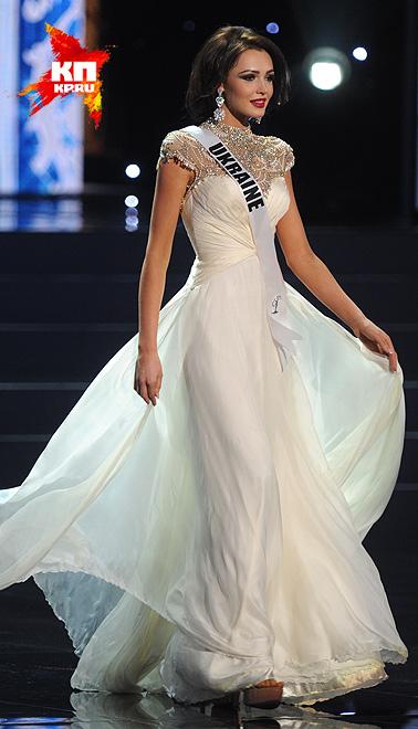 Мисс Украина - Ольга Стороженко