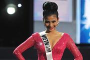 Мисс Вьетнам - Труонг Ти Май