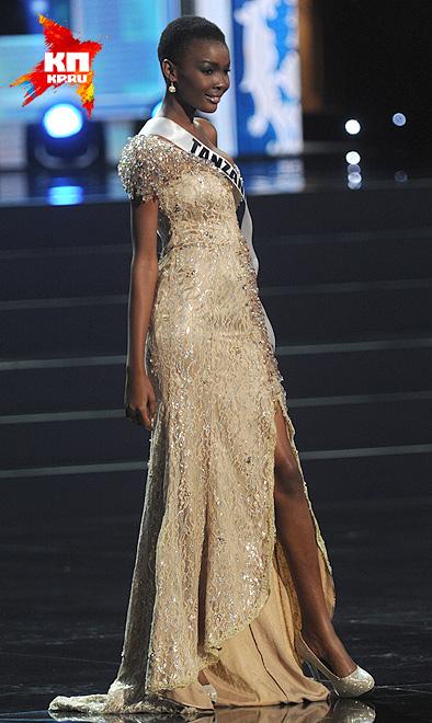 Мисс Танзания - Бэтти Омара