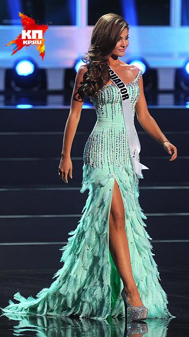 Мисс Эквадор - Констанца Баэс
