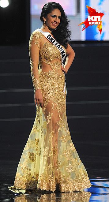 Мисс Шри-Ланка - Аманда Ратнайке