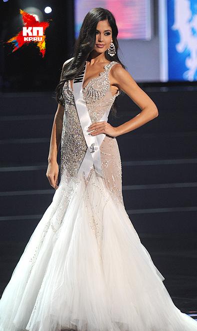 Мисс Испания - Патрисия Родригес
