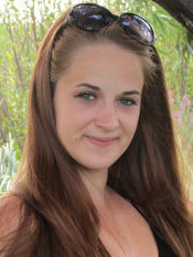 Елена НИКУЛИНА, 21 год