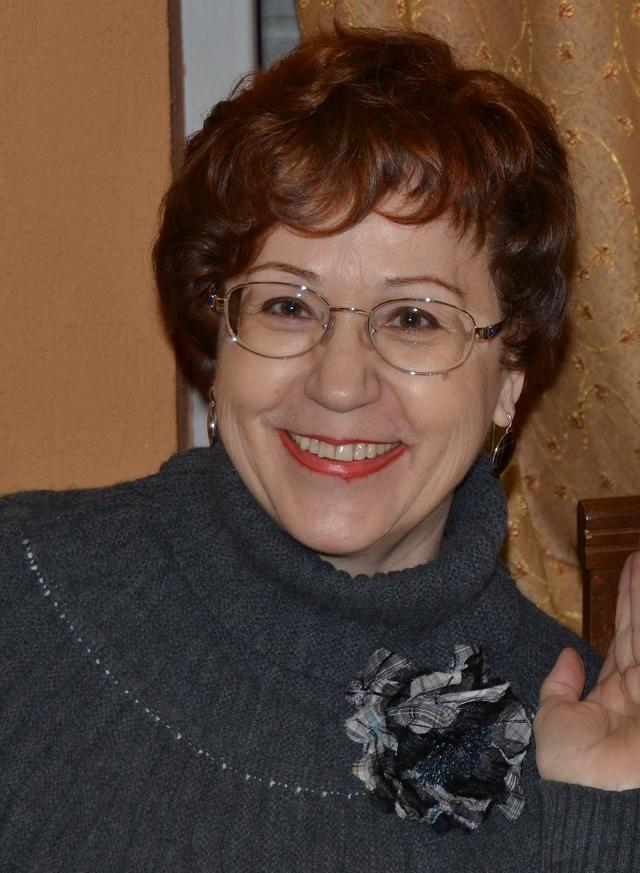 Валентина ШАПКИНА, 59 лет