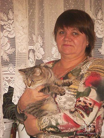 Татьяна ШИШКОВА, 59 лет
