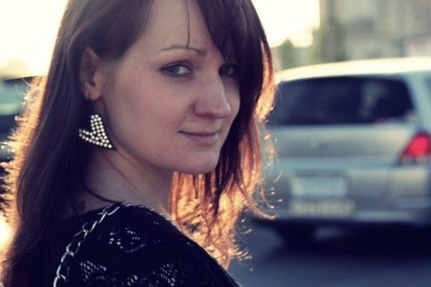 Елена БЕЛОУСОВА, 23 года