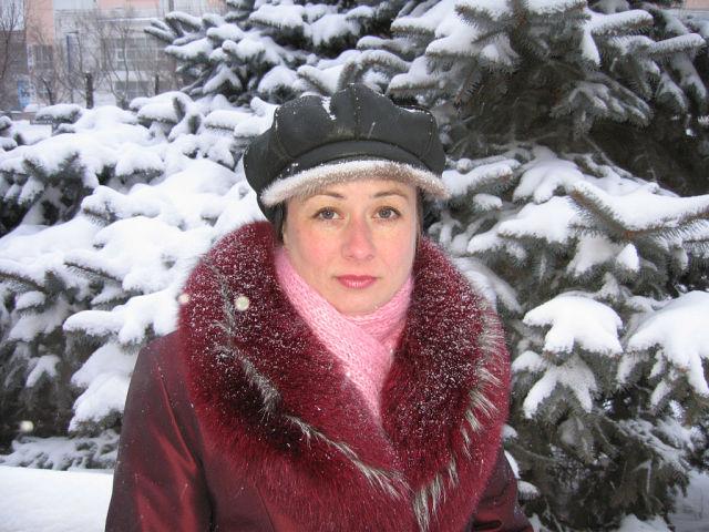 Елена СЕРДЮКОВА, 46 лет