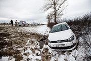 На Ставрополье произошла массовая авария на Южном обходе