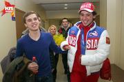 Уфа встретила чемпионов Олимпийских и Паралимпийских игр Сочи-2014