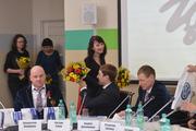 Пресс-конференция участник Паралимпиады из Удмуртии