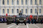 В Ставрополе прошел парад Победы