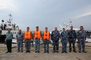 Работа кубанских таможенников в порту «Кавказ»