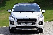 Peugeot 3008 на тесте «КП»