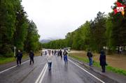 Паводок на Алтае глазами туристов из Новосибирска