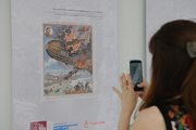 В Краснодаре открылась совместная выставка «Альфа-Банка» и «Комсомольской правды»
