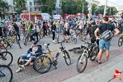 Велопробег «Не употребляй — катай» в Воронеже