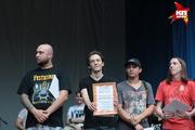 Рок-фестиваль «Над Землей» в Кемерове