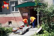 Взрыв в многоквартирном доме в Барнауле (7 июля 2014 года)