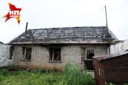 В пригороде Барнаула на пожаре погибло 4 человека (17 июля 2014 год)