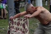 Нацгвардия обстреливает Луганск. Фото не рекомендуется смотреть впечатлительным людям