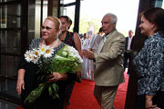 Открытие XVI Всероссийского Шукшинского кинофестиваля в Барнауле (июль 2014 года)