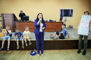 «Комсомолка» и «Петербургская недвижимость» провели сеанс праздничной терапии в детской областной клинической больнице