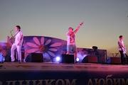 Группа «Марсель» на водном карнавале в Геленджике