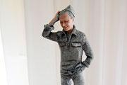 Выставка авторской куклы «Вот моя деревня» в рамках Шукшинских дней на Алтае (июль 2014 года)