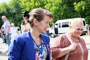 Почетные гости Шукшинского кинофестиваля в Сростках (июль 2014 года)