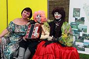 Выставка-продажа ремесленных изделий и конкурс «Сувенир года» в рамках Шукшинских дней на Алтае (июль 2014 года)