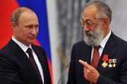 Президент наградил космонавтов, политиков и артистов