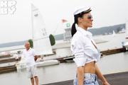 Под Минском яхтсмены выясняют чья яхта быстрее