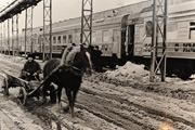 Агитпоезд «Комсомольская правда» на БАМе. Часть 2