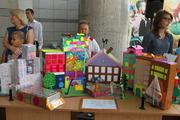 Выставка больших и маленьких строителей Благовещенска