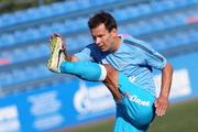 Константин Зырянов дебютировал в команде Владислава Радимова