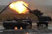 В подмосковном Жуковском прошла генеральная репетиция перед открытием крупной выставки вооружения