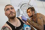 III Казанский фестиваль татуировки