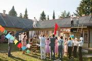 Cъемочная площадка многосерийного художественного фильма «Екатерина»