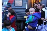 Поезд с 658 беженцами из Украины приехал в Иркутск
