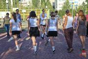 В воронежском парке прошел фестиваль «Этноград»