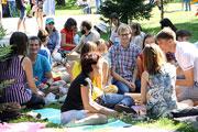 Фестиваль образа жизни «Не проспи!» а Барнауле (август 2014 года)