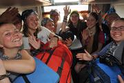 Детский спортивный лагерь Дмитрия и Матвея Шпаро отметил 15-летие