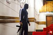 Учения по освобождению заложников в Воронеже