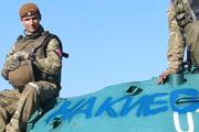 ЭКСКЛЮЗИВ КП: Ополченцы ДНР показали журналистам отбитую у Нацгвардии высоту «Саур-Могила»